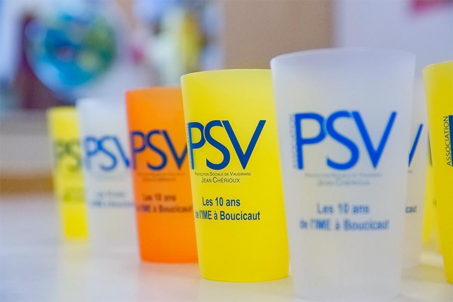 Gobelet PSV